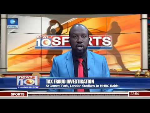 News@10: Rivers United Drawn In Group A, CAF Confederation Cup 26/04/17 Pt 4