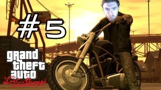 "Biker Club House Vs Grenade! Gta Iv ""the Lost And Damned"" Part 5"