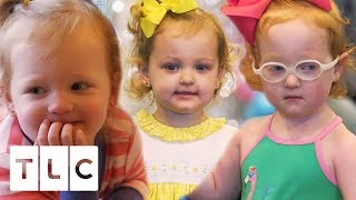 The Quints Star In Their First Ever Fashion Show | Outdaughtered