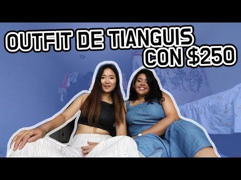 OUTFIT DE TIANGUIS CON $250