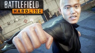 Battlefield Hardline Stealth Mission Gameplay Campaign
