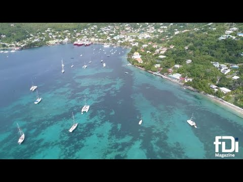 Saint Vincent and the Grenadines set for takeoff