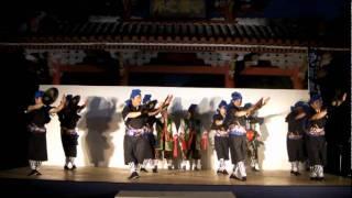 泡瀬京太郎in首里城祭 守礼門 検索動画 12