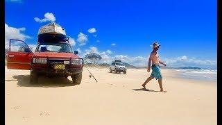 Overnight 4WD Beach Camping Adventure