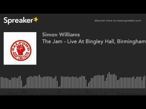 The Jam - Live At Bingley Hall, Birmingham, England 1982 FULL CONCERT (part 3 of 6)