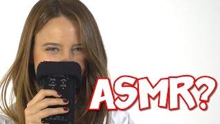 ASMR Nedir?