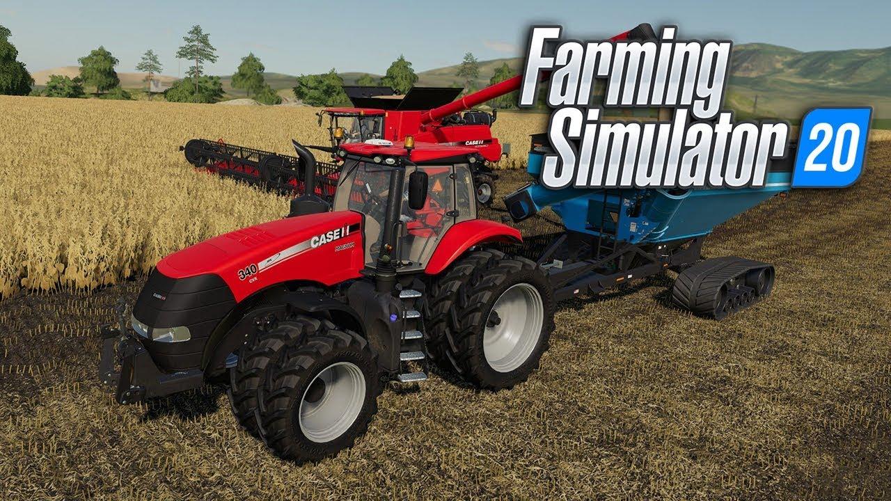 Farming simulator 2020 mod