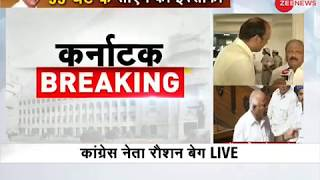 Karnataka Breaking: BS Yeddyurappa resigns as CM before Floor Test