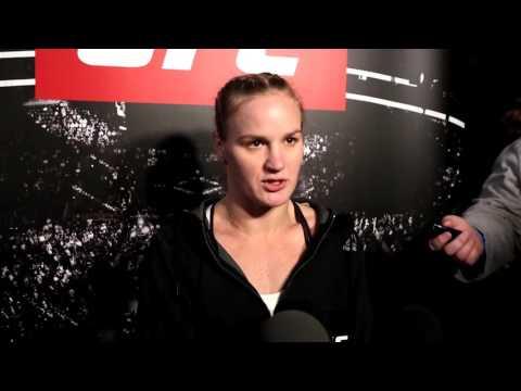 Valentina Shevchenko pre-fight interview UFC on Fox 23 - Julianna Pena