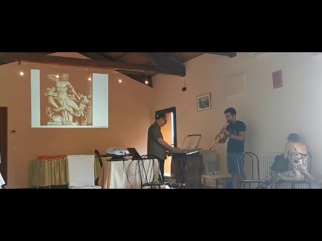 Scala Frigia Improvvisazione SOLE - Bellucci Colucci