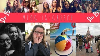 Vlog 18  - GREECE | TRAVEL VLOG |