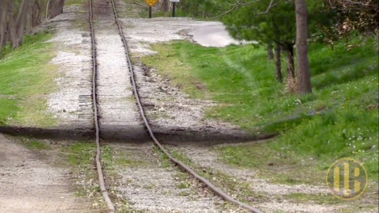 The Madison Incline: Steepest Railroad Grade in North America - The Madison Incline: Steepest Railroad Grade in North America