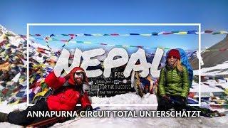 NEPAL Trekking im Himalaya, wir an unseren Grenzen (Doku 2019)