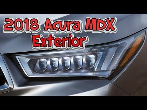 2018 acura mdx sport hybrid. interesting acura new 2018 acura mdx  exterior sport hybrid review in acura mdx sport hybrid i