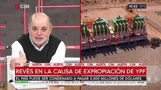 YPF: la Corte Suprema de EE. UU. falló en contra del pedido argentino
