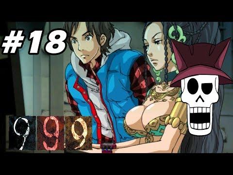 Zero Escape: 999 w/ Noby - EP18 - Door Number 8 (JP) (VN Adventure - Blind)
