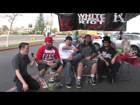 Rock Hard Live TV Interview