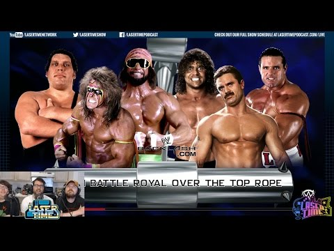 WWE 2K16 - Dead Wrestlers, New Faces, New Day