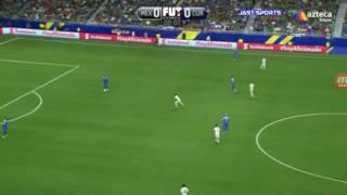 Mexico vs Curacao  2-0