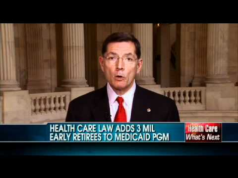 Sen. John Barrasso on Obamacare: This Just Shows How Irresponsible the Democrats Were