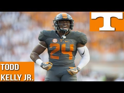 Todd Kelly Jr. Tennessee Highlights (2014-2016) | HD