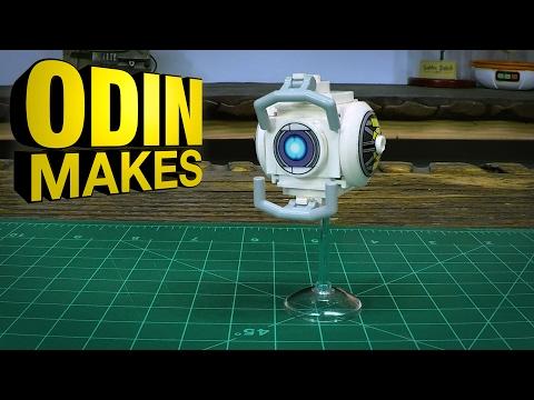 Odin Makes: Lego Dimensions Wheatley