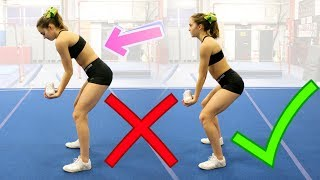 gymnasts try