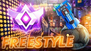PROBAMOS A HACER FREESTYLE | Rocket League