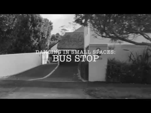 Dancing in Small Spaces  Bus Stop