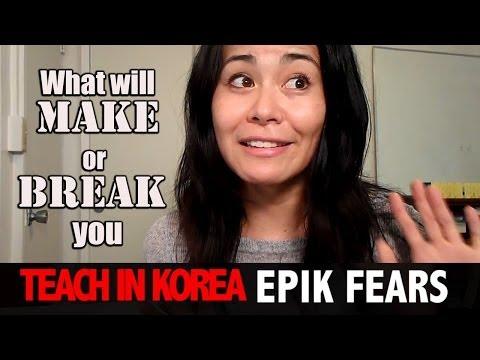 Teach in Korea: EPIK Fears!!!