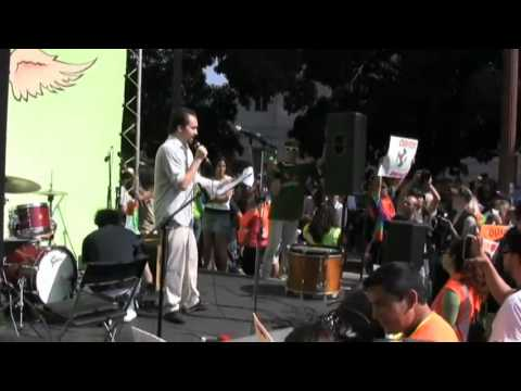 Peter Joseph Speaks at Occupy Los Angeles