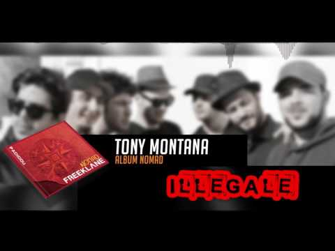 Freeklane Album nomad - Tony Montana - فريكلان - طوني مونتانا