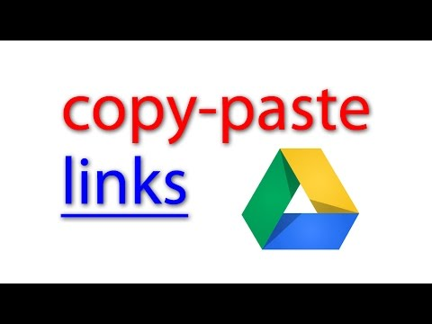 Google Docs: Preserve links while copy pasting