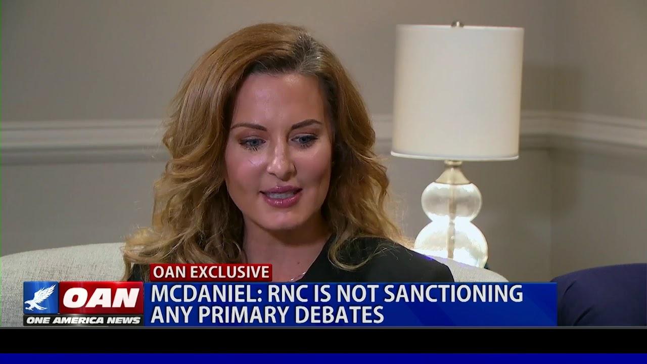 OAN EXCLUSIVE: RNC chair Ronna McDonald talks 2020 Trump campaign