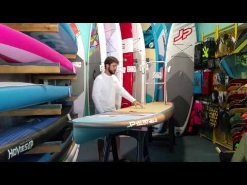SUP Intro: JP Australia Outback Fishing Paddle Board