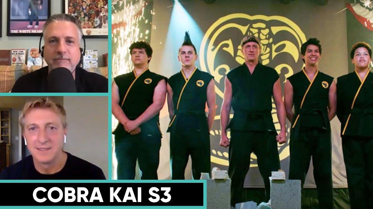 Download Billy Zabka on Season 3 of 'Cobra Kai' and the Netflix Effect   The Bill Simmons Podcast