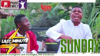 FUNNY ADVERTS BY WOLI AGBA VOL 13