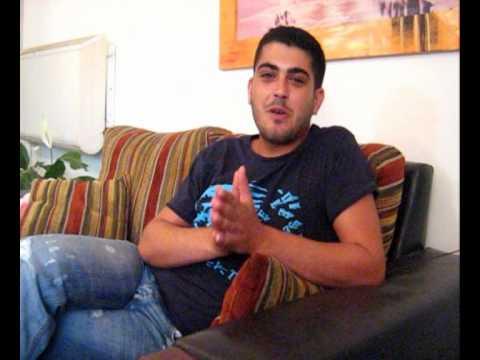 לירן אביב מדבר על יציאת הסינגל תגידי ומברך אתכם Liran Aviv