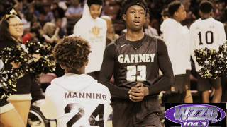 gaffney indians high school basketball wzzq 16 17 highlights