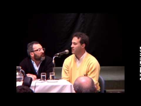 """Presentación del libro """"Ser judío en los años setenta"""" en Bet El"""