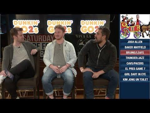 Barstool Rundown - April 26, 2018