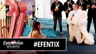 TIX & Efendi - The Eurovision Love Story