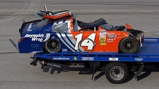 NASCAR Hardest Hits and Crashes Part 3