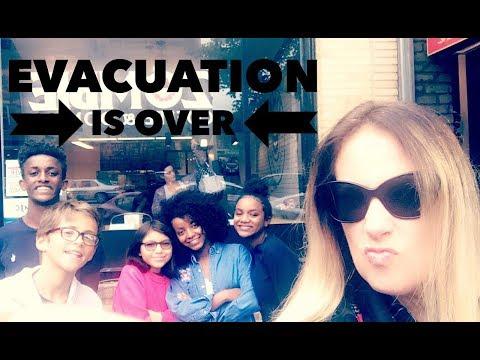 Evacuation is Over