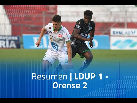 LDU Portoviejo Orense Goals And Highlights
