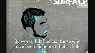 Idrees - Intro (Scratch The Surface) [Subtitles]