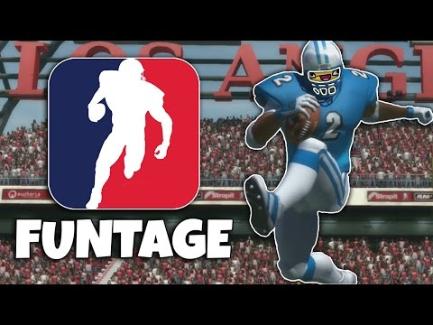Backbreaker Vengeance: Funtage/Funny Moments - Deez Nuts, FAILS, Retards (BBV Gameplay)