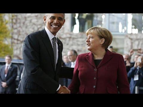 Transatlantic relationship is a priority - EU leaders