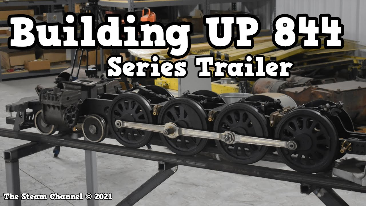 Building UP 844: Series Trailer