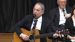 "Paul Simon performs ""American Tune"" at 2011 Induction Ceremony"